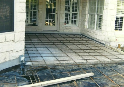 McKinney TX Residential Concrete Contractor